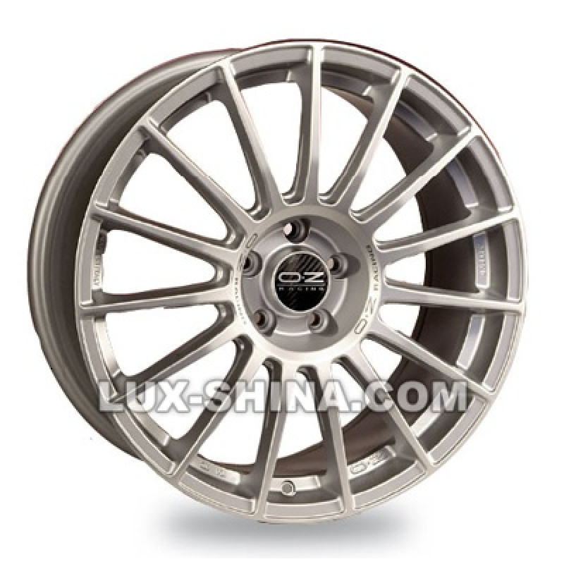 OZ Racing Superturismo LM 7,5x18 5x100 ET48 (matt race silver) в Севастополе (Крым)