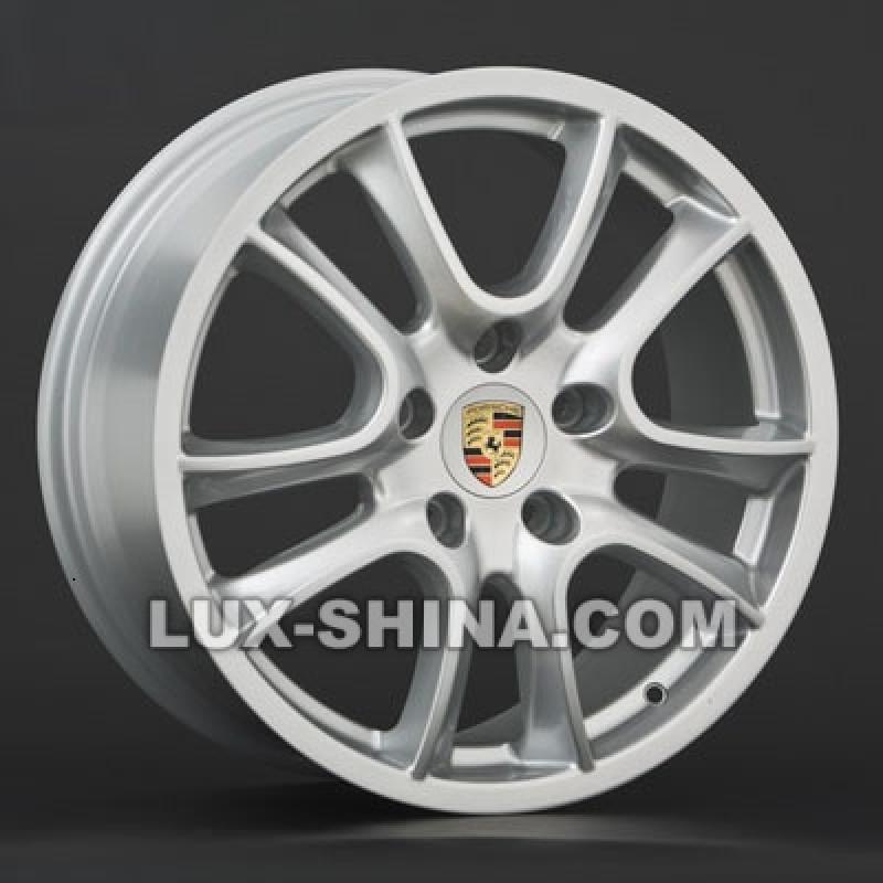 Replay Porsche (PR6) 8x18 5x130 ET57 DIA71,6 (silver) в Севастополе (Крым)