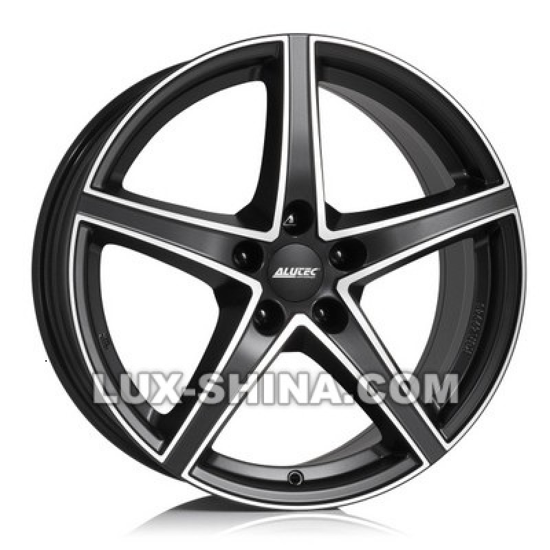 Alutec Raptr 8,5x20 5x112 ET30 DIA70,1 (racing black front polished) в Севастополе (Крым)