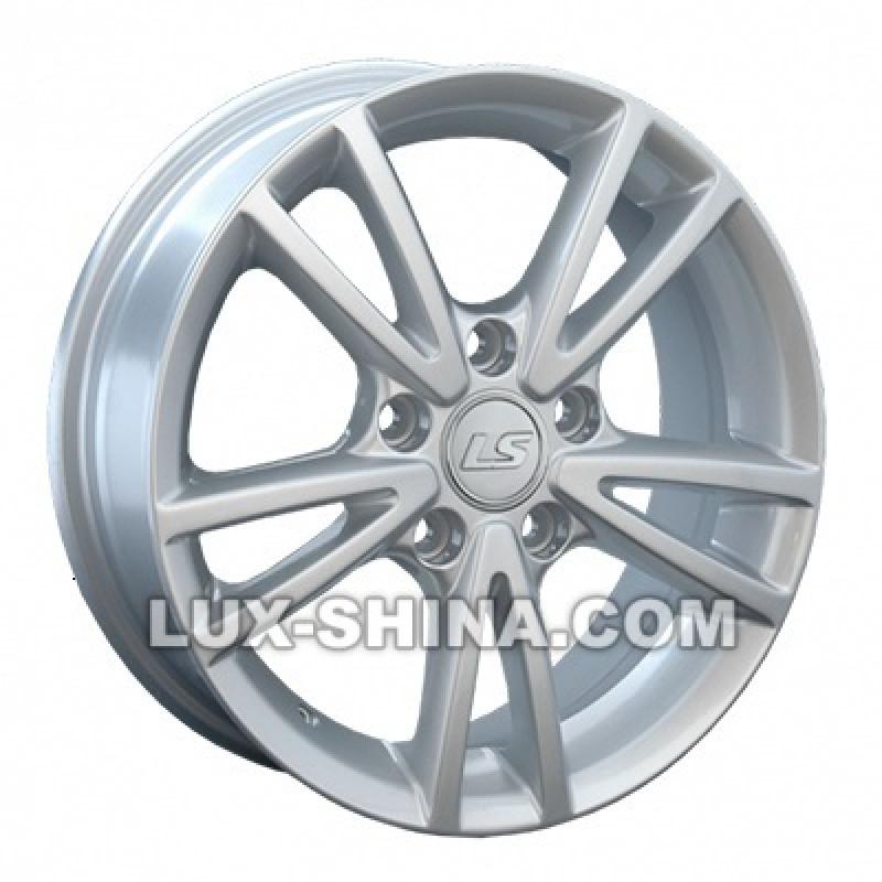 LS Wheels 1047 6,5x15 5x112 ET50 DIA57,1 (silver) в Севастополе (Крым)