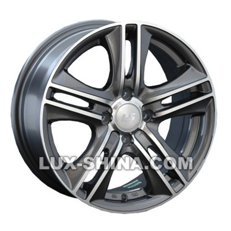 LS Wheels 191 8x18 5x114,3 ET45 DIA73,1 (GMF) в Севастополе (Крым)