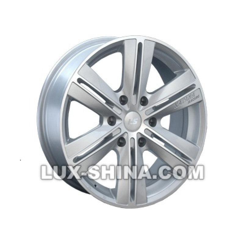 LS Wheels 211 8x18 6x139,7 ET20 DIA106,1 (SF) в Севастополе (Крым)