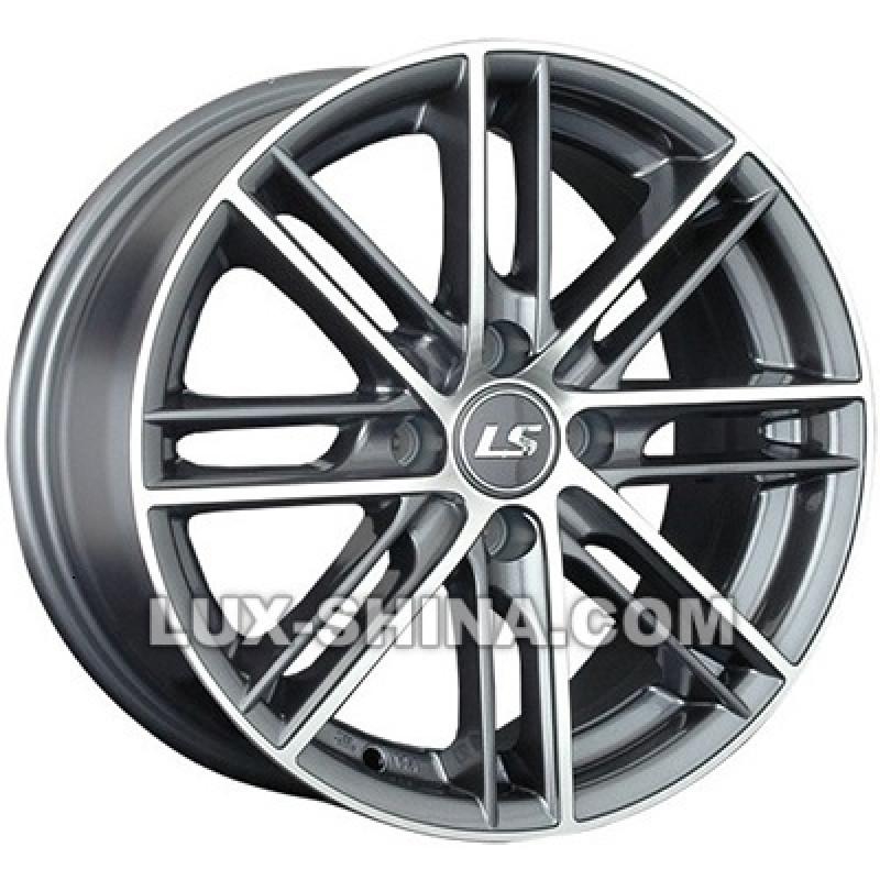LS Wheels 478 6,5x15 4x98 ET32 DIA58,6 (GMF) в Севастополе (Крым)
