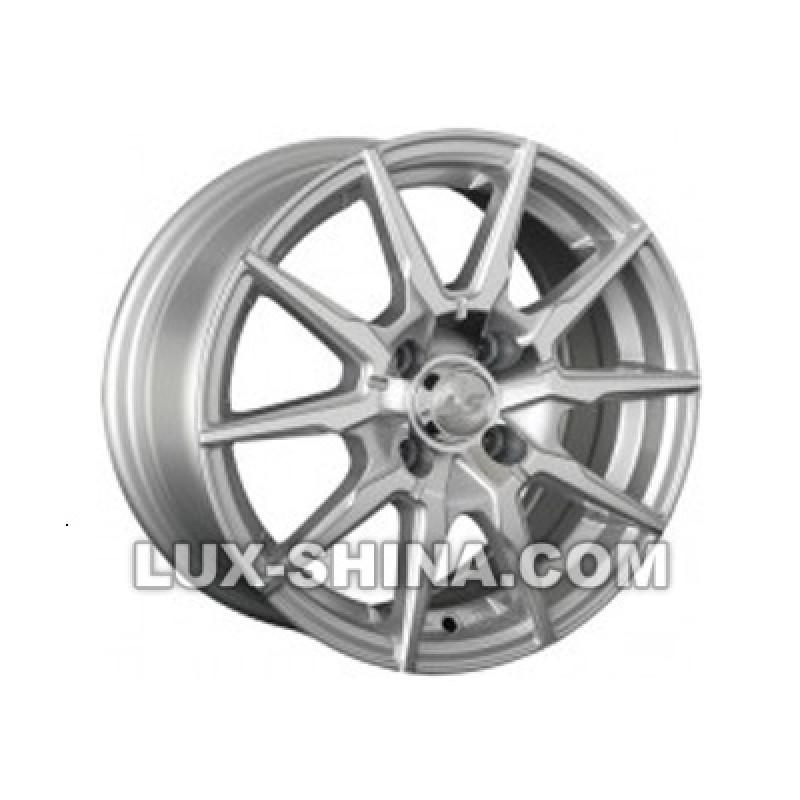 LS Wheels 769 6x14 4x100 ET40 DIA73,1 (SF) в Севастополе (Крым)
