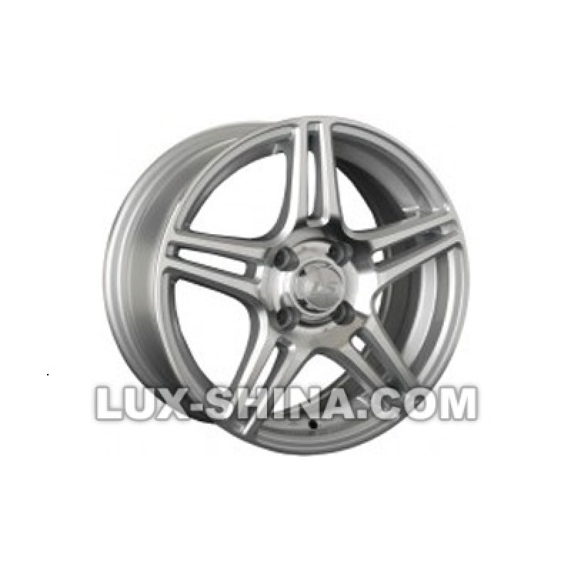 LS Wheels 770 6,5x15 5x108 ET45 DIA63,4 (SF) в Севастополе (Крым)