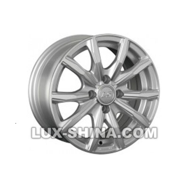 LS Wheels 786 6x16 4x100 ET45 DIA60,1 (SF) в Севастополе (Крым)