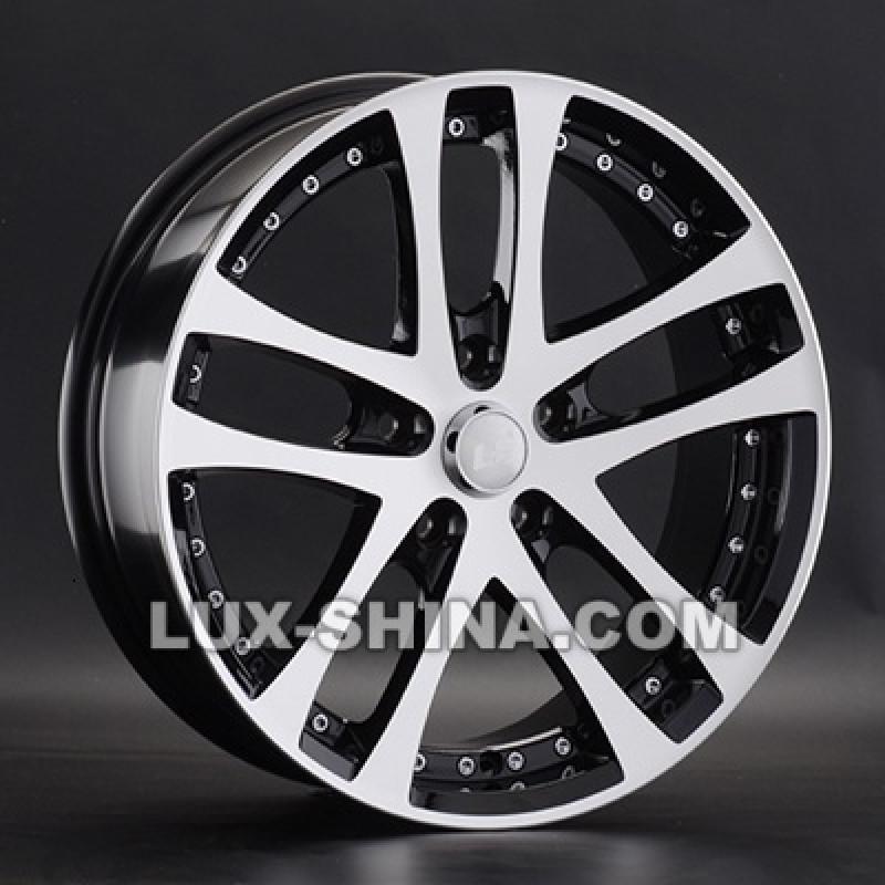 LS Wheels 919 8x18 5x112 ET35 DIA73,1 (BKF) в Севастополе (Крым)