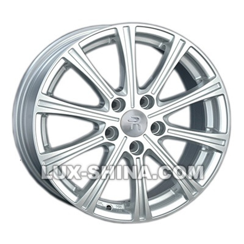 Replay Ford (FD52) 6,5x16 5x108 ET50 DIA63,4 (silver) в Севастополе (Крым)