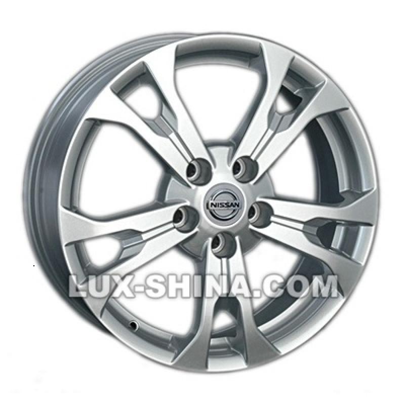 Replay Nissan (NS112) 6,5x16 5x114,3 ET50 DIA66,1 (silver) в Севастополе (Крым)