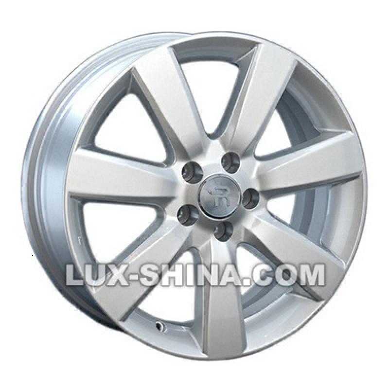 Replay Opel (OPL64) 6,5x15 5x105 ET39 DIA56,6 (silver) в Севастополе (Крым)
