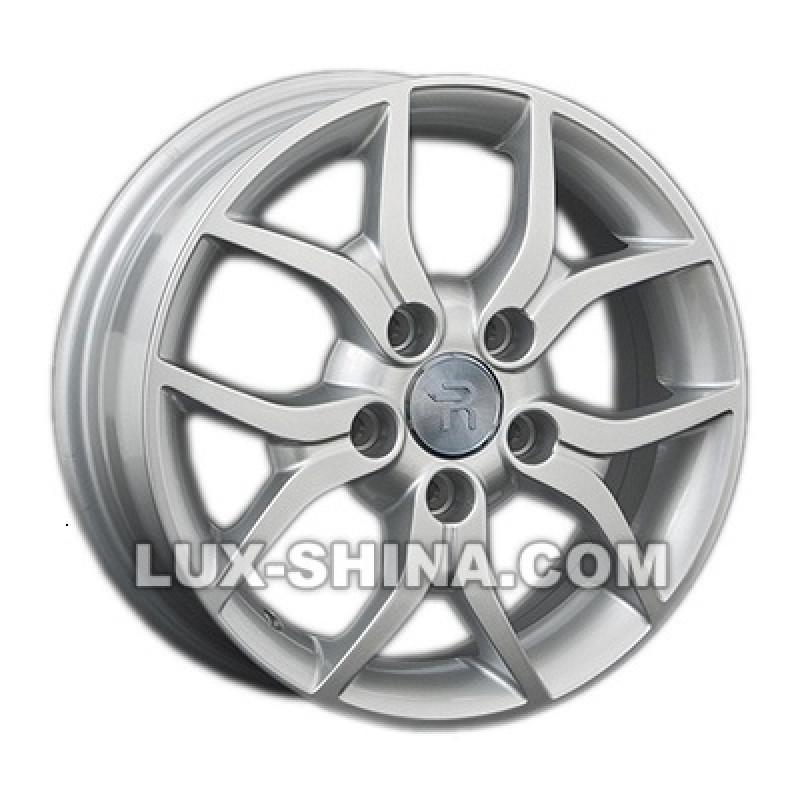 Replay Toyota (TY140) 5,5x15 5x114,3 ET39 DIA60,1 (silver) в Севастополе (Крым)