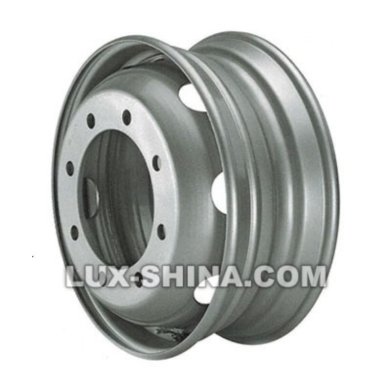 Steel Asterro 6,75x17,5 6x205 ET122 DIA161 (silver) в Севастополе (Крым)