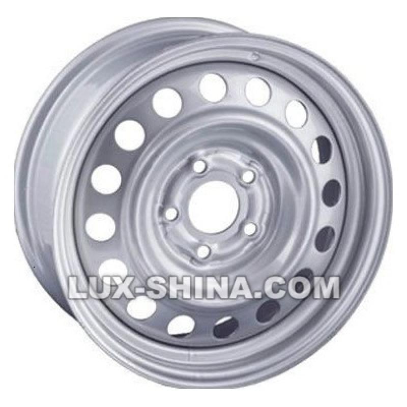 Steel Skoda 8x18 5x112 ET51 DIA57,1 (silver) в Севастополе (Крым)